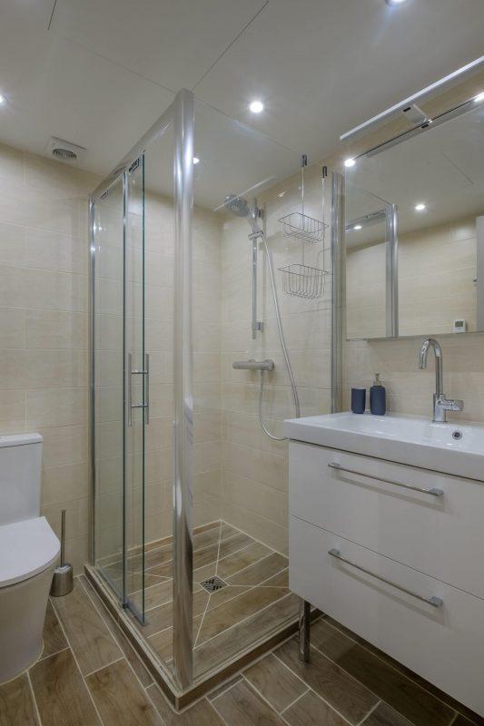 oursonniere de bleau loft salle de bain du bas